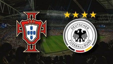 Apostas Portugal x Alemanha Euro 19/06/21