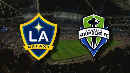 Apostas LA Galaxy x Seattle Sounders MLS 19/06/21
