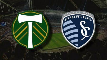 Apostas Portland Timbers x Sporting Kansas City MLS 19/06/21