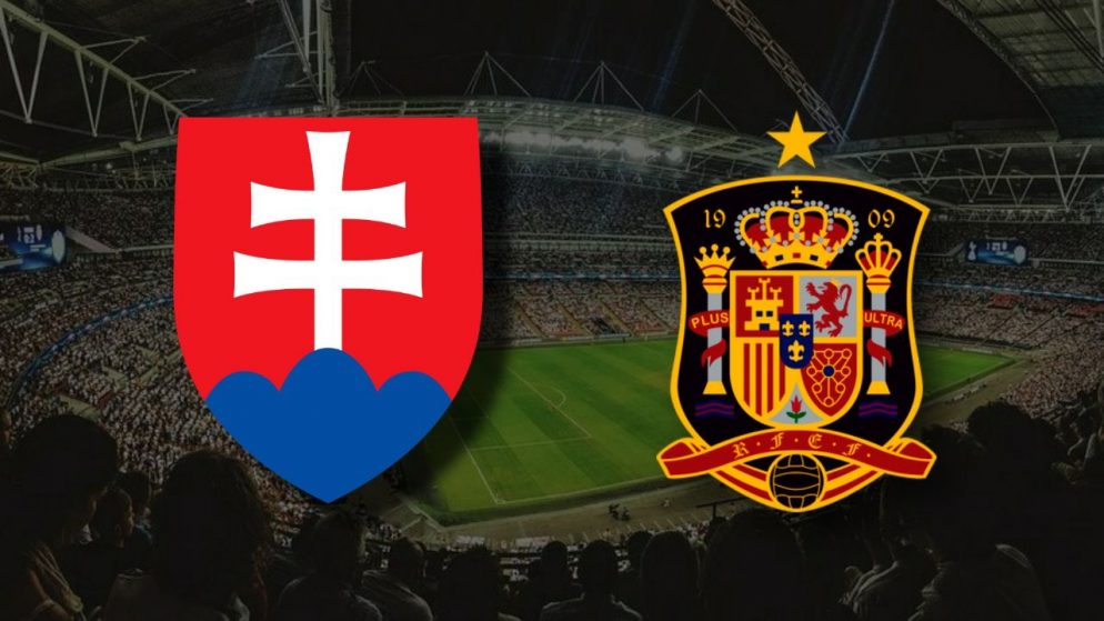 Apostas Eslováquia x Espanha Euro 23/06/21