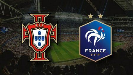 Apostas Portugal x França Euro 23/06/21