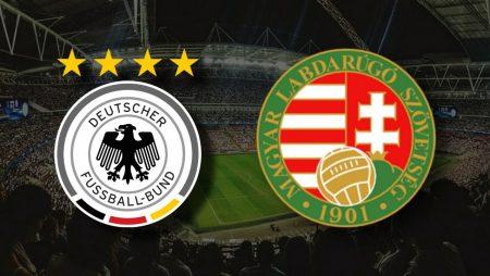 Apostas Alemanha x Hungria Euro 23/06/21