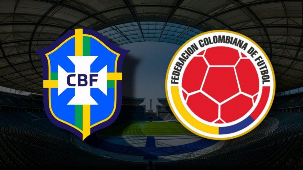 Apostas Brasil x Colômbia Copa América 23/06/21