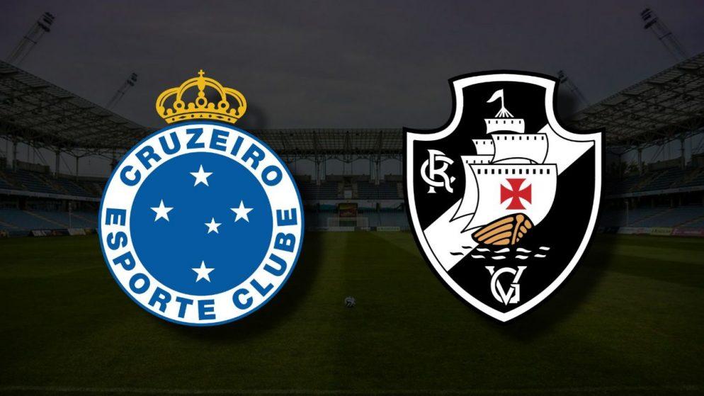 Apostas Cruzeiro x Vasco Brasileiro Série B 24/06/21