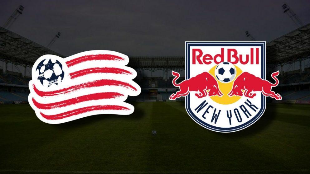 Apostas New England Revolution x New York Red Bulls MLS 23/06/21