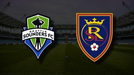 Apostas Seattle Sounders x Real Salt Lake MLS 23/06/21