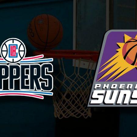 Apostas Los Angeles Clippers x Phoenix Suns Jogo 3 Final Conferência Oeste 26/06/21