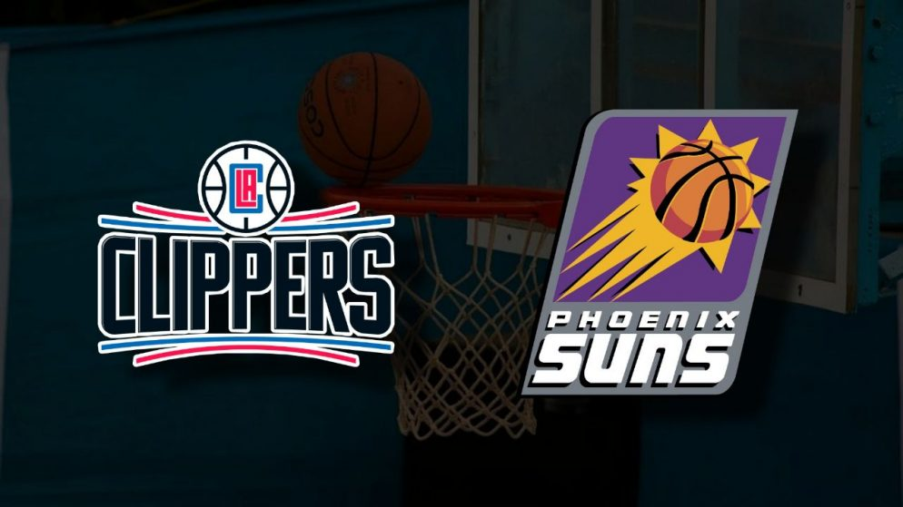 Apostas Los Angeles Clippers x Phoenix Suns Jogo 6 Final Conferência Oeste NBA 30/06/21