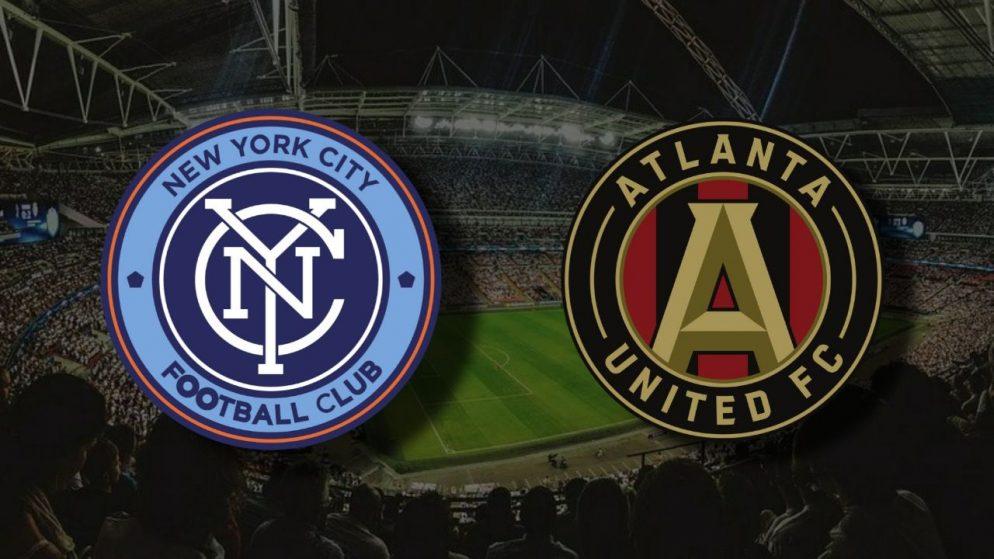 Apostas New York City x Atlanta United MLS 23/06/21