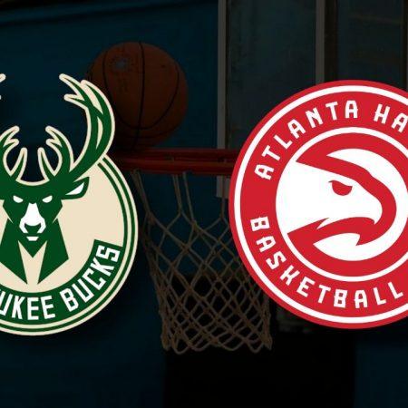 Apostas Milwaukee Bucks x Atlanta Hawks Jogo 5 Finais Conferência Leste NBA 01/07/21