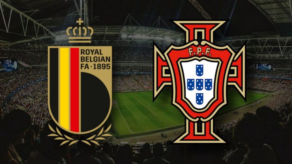 Apostas Bélgica x Portugal Euro 27/06/21