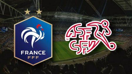 Apostas França x Suíça Euro 28/06/21
