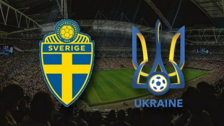 Apostas Suécia x Ucrânia Euro 29/06/21