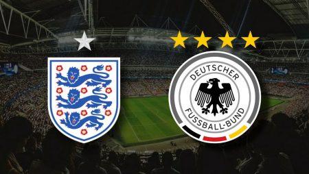 Apostas Inglaterra x Alemanha Euro 29/06/21