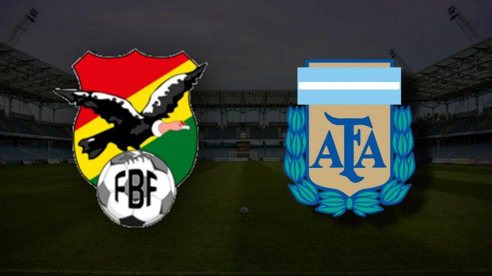 Apostas Bolívia x Argentina Copa América 28/06/21