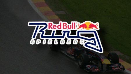 Apostas Grande Prêmio da Áustria Fórmula 1 04/07/21