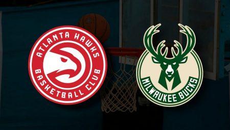 Apostas Atlanta Hawks x Milwaukee Bucks Jogo 6 Final Conferência Leste NBA 03/07/21