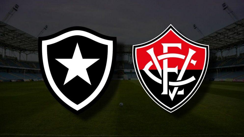 Apostas Botafogo x Vitória Brasileirão Série B 30/06/21