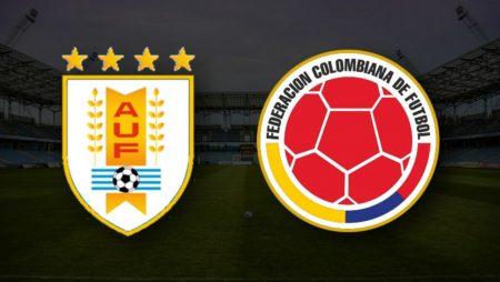 Apostas Uruguai x Colômbia Copa América 03/07/21