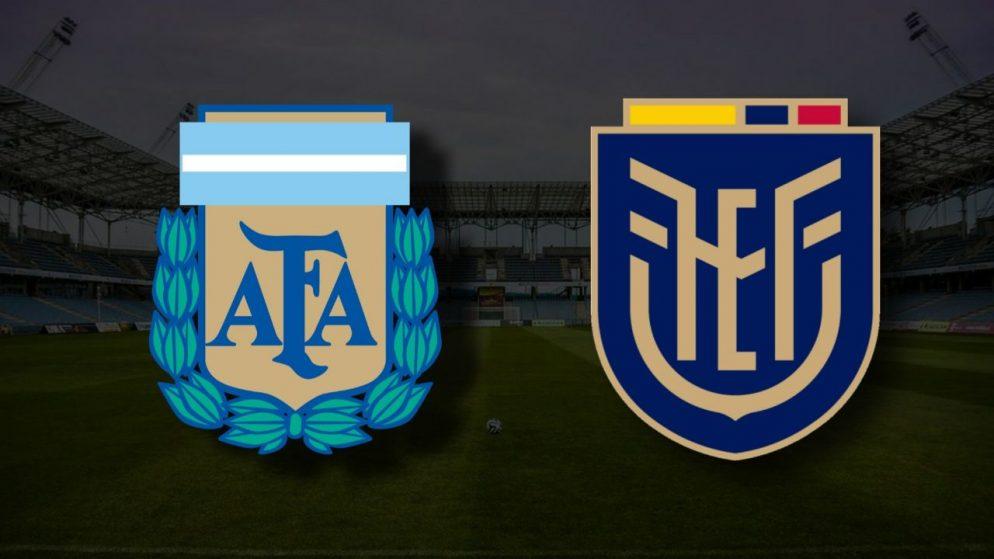 Apostas Argentina x Equador Copa América 03/07/21