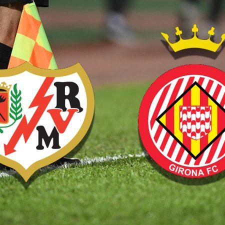 Apostas Rayo Vallecano x Girona Playoff Liga Adelante 13/06/21