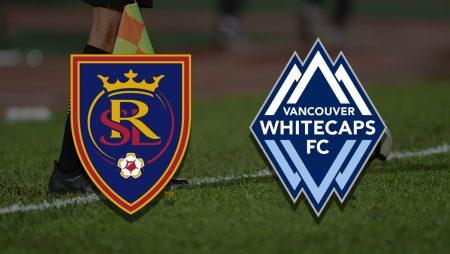 Apostas Real Salt Lake x Vancouver Whitecaps MLS 18/06/21