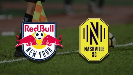 Apostas New York Red Bulls x Nashville MLS 18/06/21