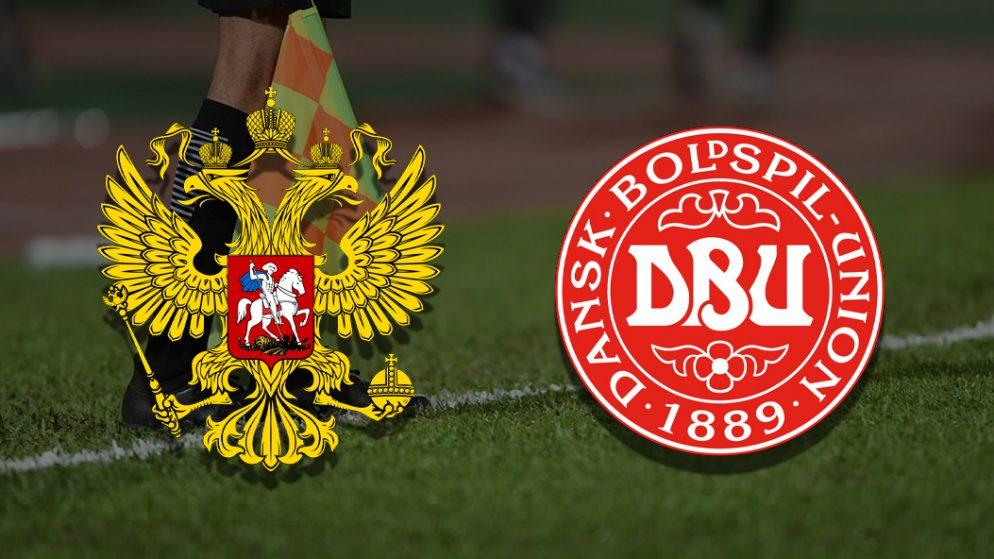 Apostas Rússia x Dinamarca Euro 21/06/21