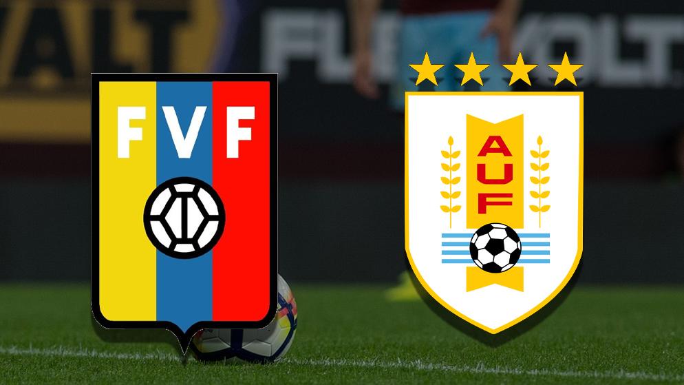 Apostas Venezuela x Uruguai Eliminatórias 08/06/21