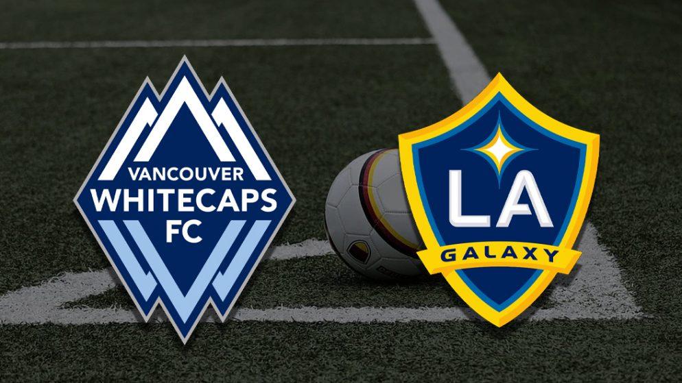 Apostas Vancouver Whitecaps x Los Angeles Galaxy MLS 23/06/21