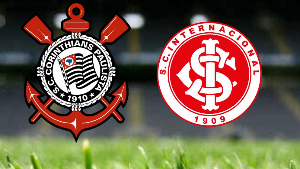 Apostas Corinthians x Internacional Brasileirão 03/07/21