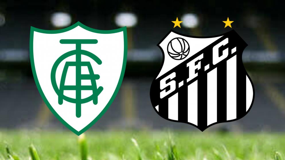 Apostas América Mineiro x Santos Brasileirão 03/07/21