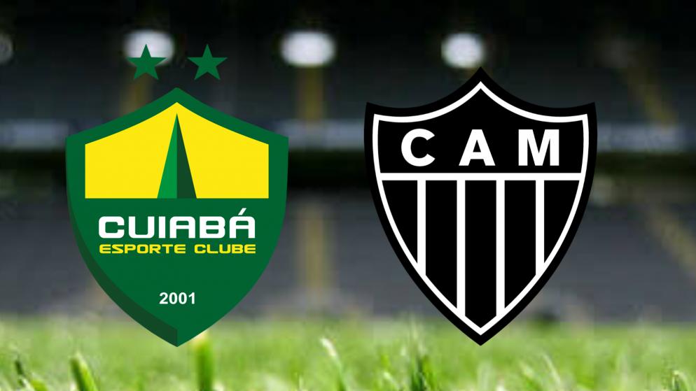 Apostas Cuiabá x Atlético Mineiro Brasileirão 04/07/21