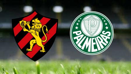 Apostas Sport x Palmeiras Brasileirão 04/07/21