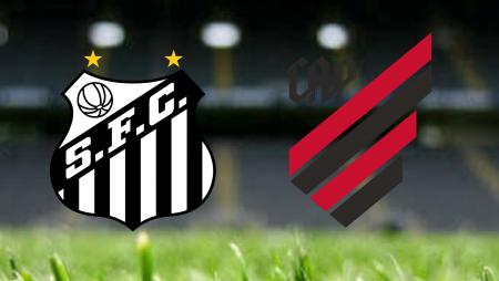 Apostas Santos x Athletico Paranaense Brasileirão 06/07/21