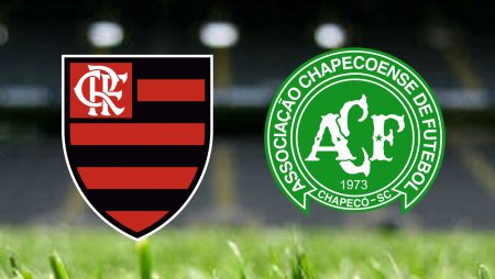 Apostas Flamengo x Chapecoense Brasileirão 11/07/21