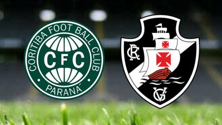 Apostas Coritiba x Vasco Brasileirão Série B 13/07/21