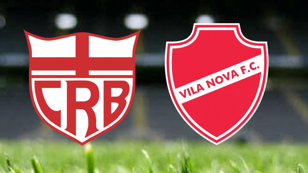 Apostas CRB x Vila Nova Brasileirão Série B 18/07/21