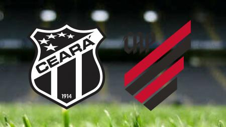 Apostas Ceará x Athletico Paranaense Brasileirão 17/07/21