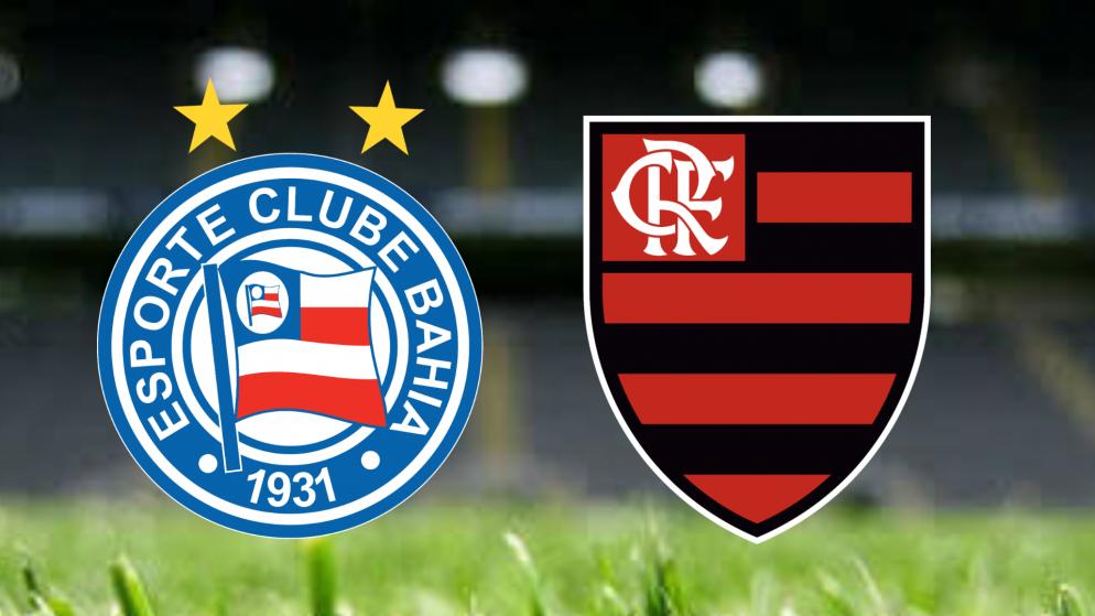 Apostas Bahia x Flamengo Brasileirão 18/07/21