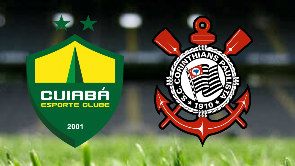 Apostas Cuiabá x Corinthians Brasileirão 26/07/21