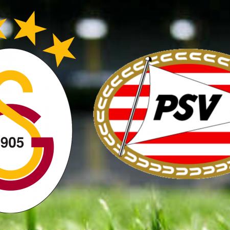 Apostas Galatasaray x PSV Eindhoven Champions League 28/07/21