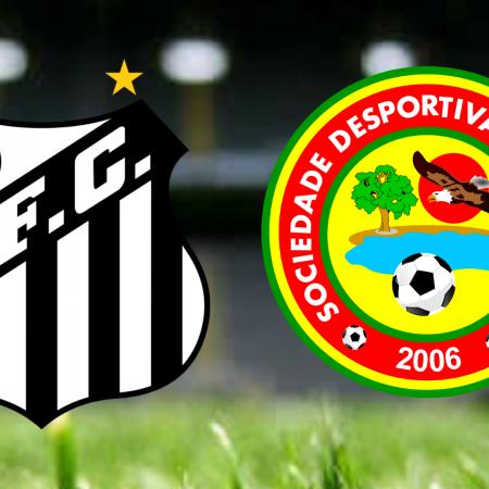 Apostas Santos x Juazeirense Copa do Brasil 28/07/21
