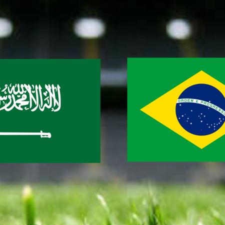 Apostas Arábia Saudita Olímpica x Brasil Olímpico Tóquio 2020 28/07/21