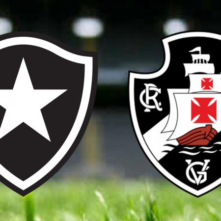 Apostas Botafogo x Vasco Série B 31/07/21