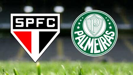 Apostas São Paulo x Palmeiras Brasileirão 31/07/21