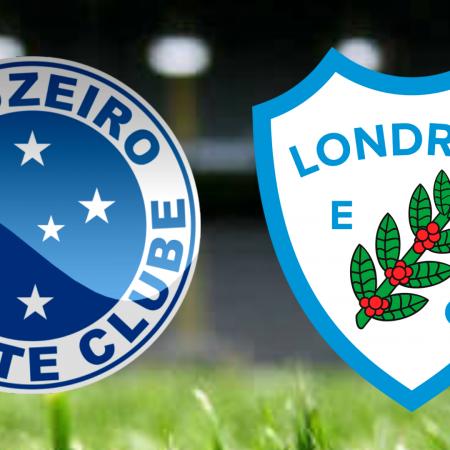 Apostas Cruzeiro x Londrina Brasileirão Série B 30/07/21