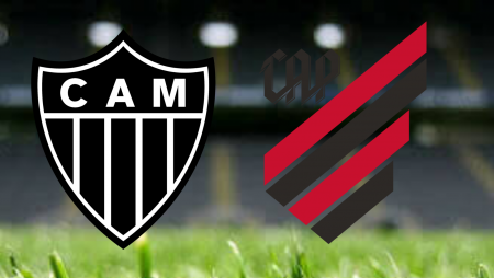 Apostas Atlético Mineiro x Athletico Paranaense Brasileirão 01/08/21
