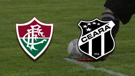 Apostas Fluminense x Ceará Brasileirão 07/07/21