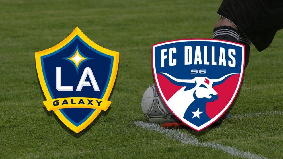 Apostas Los Angeles Galaxy x FC Dallas MLS 07/07/21